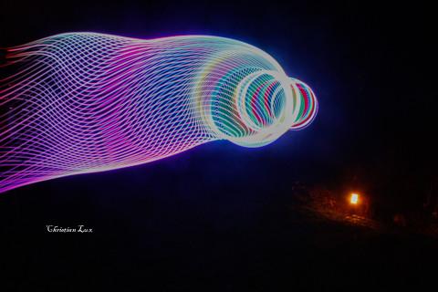 Lightpainting Intermezzo