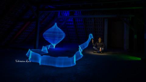 Lightpainting Workshop Nr. 2