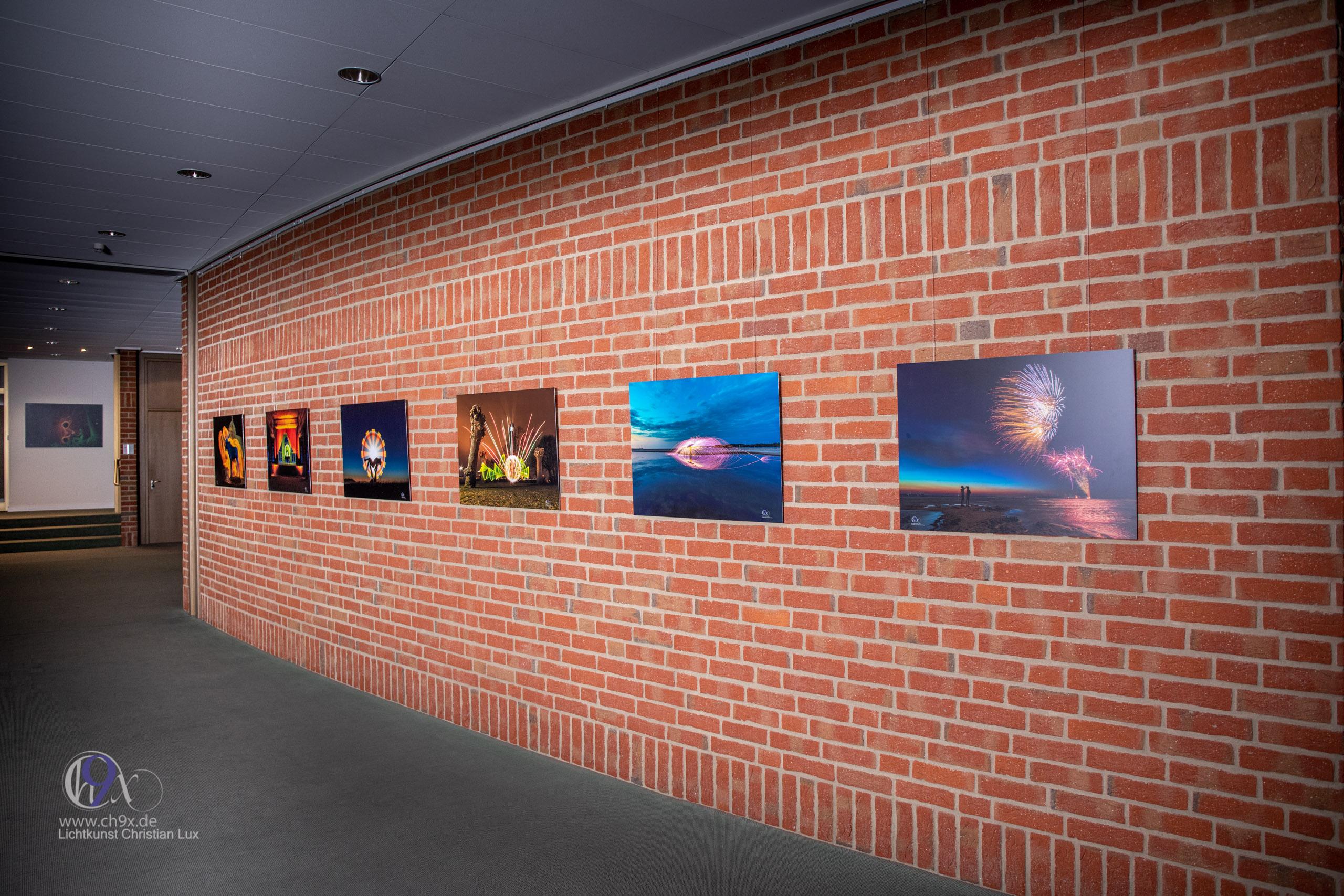 Lichtmalerei trifft auf Kunst in Schleswig-Holstein – Das Video